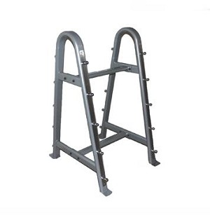 Barbell Rack (Commercial Gym Quality) by Troy Barbell