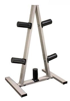 Economy Olympic Plate Tree (Home Gym Use) by USA Sports