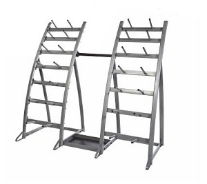 Storage Rack For Lite Weight System (Commercial Gym Quality) by Troy Barbell