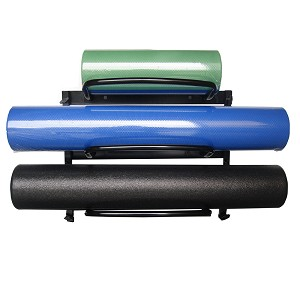 "6 Pcs Foam Roller Rack, 47""X24""X10"" (Professional Gym Quality) by AeroMat"