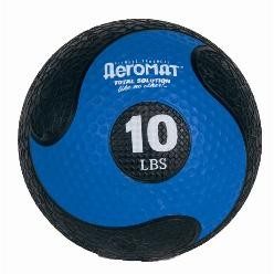10 lb. Workout Medicine Ball (Home Gym Use) by AeroMat
