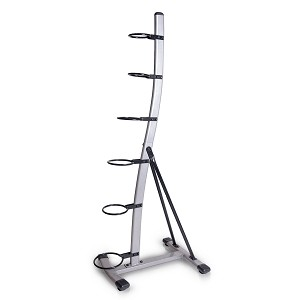 6 Tier Rack for Medicine Balls (Professional Gym Quality) by CAP Barbell