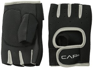 Men's Weight Lifting Gloves Gray, X-Large by CAP Barbell