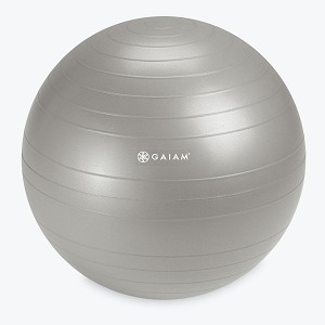 Extra Ball (Gray) for the Classic Balance Ball Chair by Gaiam